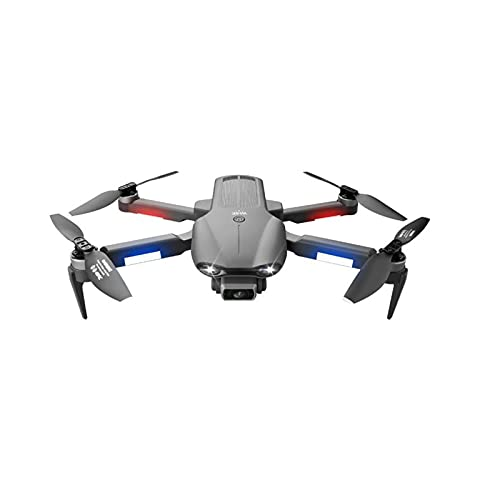 HRE F9 GPS Drone 6k Dual HD Cámara Profesional Fotografía aérea Motor sin escobillas Quadcopter Plegable RC Distancia 3000m helicopte ( Color : GPS-5G-4K 1B Foambox )