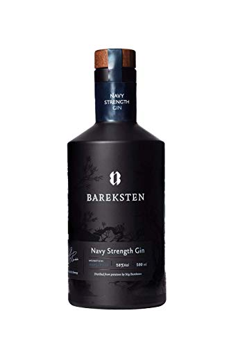 Bareksten Navy Strength Gin