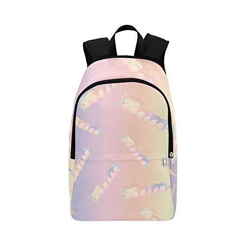 Hiking Crossbody Bags for Women Delicious Creative Food Meatball Durable Water Resistant Classic Women Travel Bag Camping Backpack School Bag for Girls Best Packable Daypack