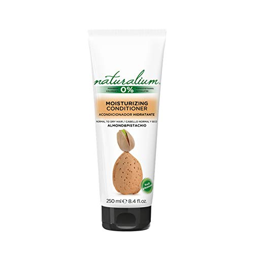 Naturalium Almond & Pistachio Moisturizing Conditioner 250 Ml - 1 Unidad