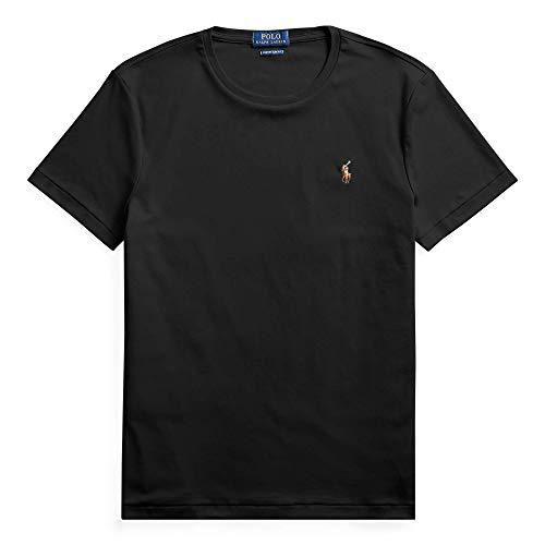 Ralph Lauren T-Shirt IN Interlock Slim-FIT, Hombre.