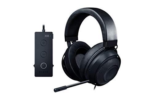 Razer Kraken Tournament Edition - Casque d'Écoute de Jeu À Esports Câblés avec Contrôle Audio Completetson Spatial Thx