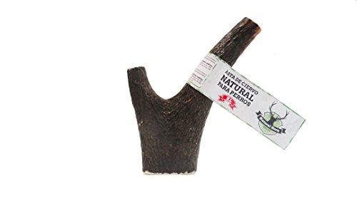 Natural Horn Bâton de cerf, complément Alimentaire pour Chiens, 195 g