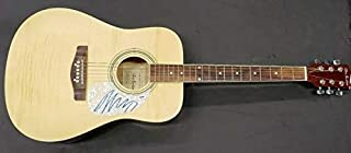 Neil Young Hand Autographed Signed Auto Acoustic Guitar PSA/DNA Af71854