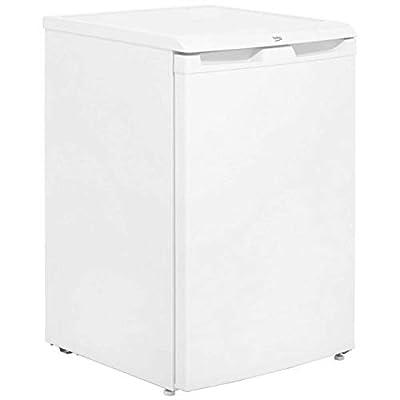 Beko UR584APW Under Counter Fridge Freezer 114L A+ White - Combi Fridge (Under Counter, White, Glass, 114 L, 125 L, SN)