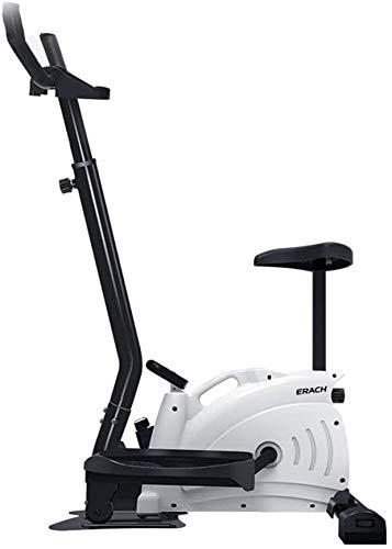 RUN Torsión Blanco Trainer Columpio portátil Paso a Paso, Pantalla LCD, Conveniente para los usuarios avanzados para All-Round Formación