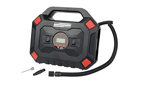 Brüder Mannesmann Werkzeuge M01792 Compresor de aire compacto