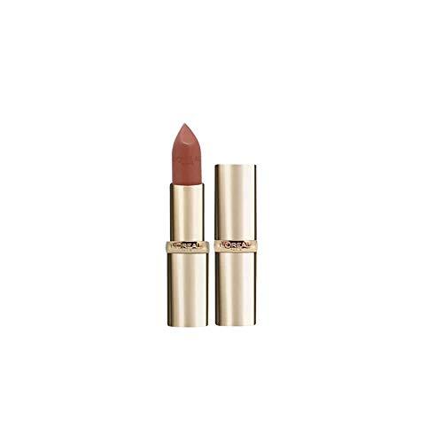 L 'Oréal Paris Color Riche Lippenstift, koperbruin, lippenpotlood met edele kleurpigmenten en romige textuur, ongelooflijk rijk en verzorgend, per stuk verpakt 630 Beige á Nu