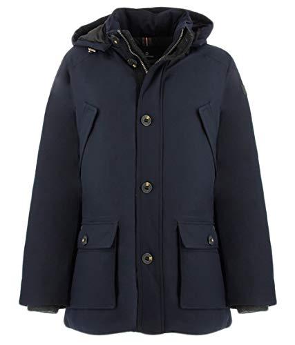 MILESTONE Blaue Jacke für Männer 58