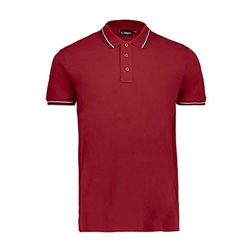 CMP Herren Poloshirt Man Polo 39D8367 Malboro 46