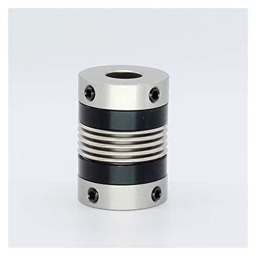 HLY-CASE D40L55 8mm Accoppiatore di accoppiamento dell'albero da 20 mm Accoppiamento per Il tornio Motore Connect Universale (Inner Diameter : LB B D40L55 12mm)