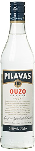 Ouzo Nektar Pilavas 38%-Vol. 700 ml