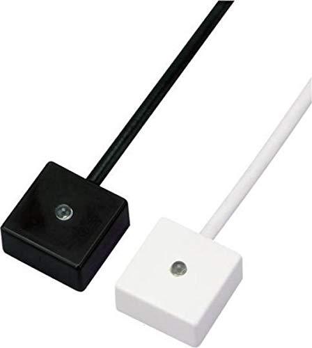 ABB Stotz 1479621 Sensor de Rotura de Cristal (18 x 18 x 9 m), Color Blanco