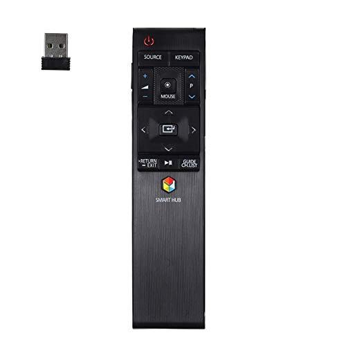 iFCOW Mando a distancia universal BN59-01221J BN59-01220A compatible con Samsung Smart TV