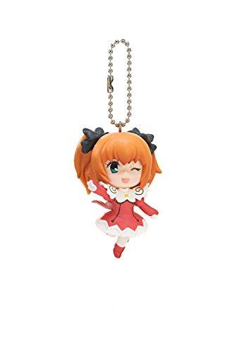 Kaitou Tenshi Twin Angels Haruka Minazuki SD PVC Figure Keychain