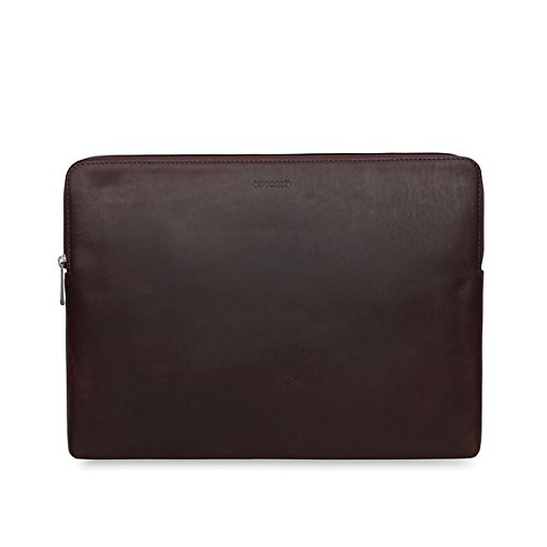 Knomo 45-102-BRN Sleeve for 15-Inch Laptop - Brown