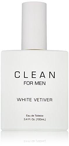 Clean For Homme White Vetiver Eau de Toilette 100 ml