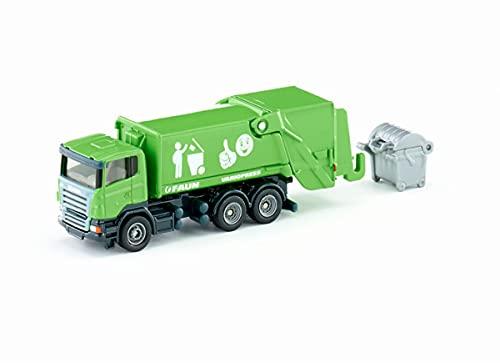 Siku 3651890 Miniaturfahrzeuge, Grün