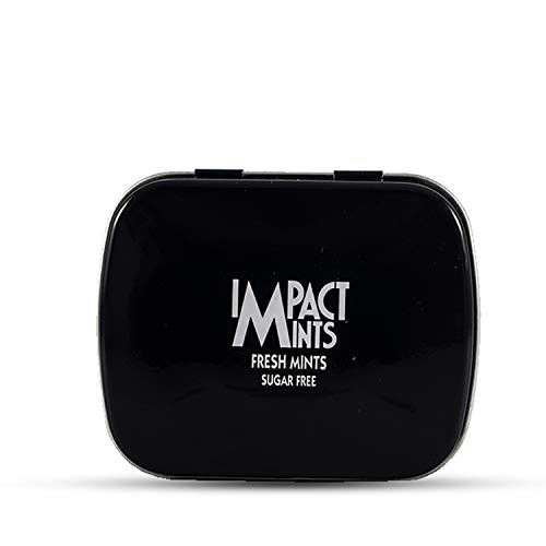 Impact Mints Sugar Free Mints Fresh Mints, 14 g