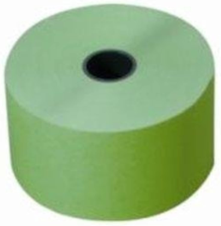 ThermGoldllen 58mm x x x 50m x 12mm grün - 50 farbige Thermo Kassenrollen - zertifizierte HKR-Welt® Bonrollen Thermopapier 58 50 12 Ø 63mm B01MU7BDBL  | Deutschland  b214b9