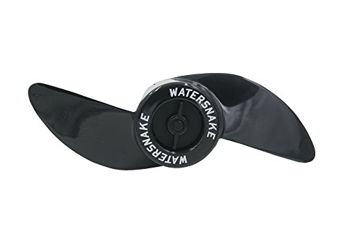 Watersnake Zwei Klinge Ersatz Elektro Schleppangeln Motor Propeller