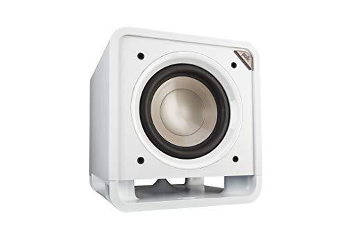 Polk Audio HTS 10 Aktivsubwoofer für Heimkino Soundsysteme und Musik, 10