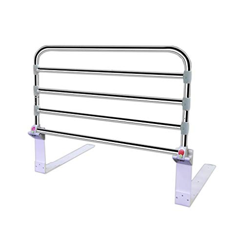 Bed Hek, opvouwbare ruimtebesparende Safety & Assisteren Rails Eenvoudige installatie Bed rails for Ouderen Grootte: 60 * 33cm (Size : 60 * 33CM)