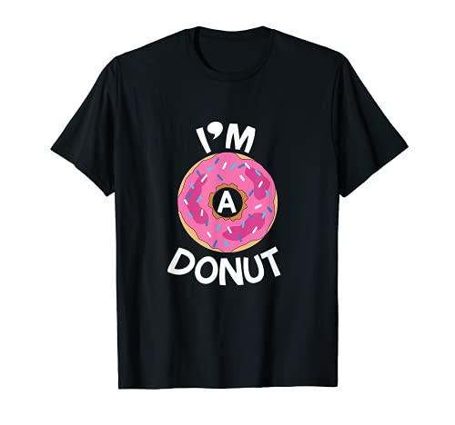 Disfraz de Donut Halloween Camiseta