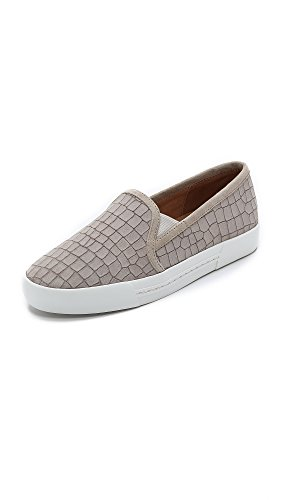 Joie Women's Huxley Slip On Suede Sneakers, Sandstone, 39 EU (9 B(M) US Women)