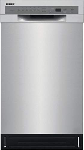 """FFBD1831US 18"""" Energy Star Certified Built-In Dishwasher with 8 Place Settings, in Stainless steel"""