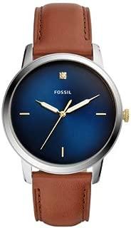 Fossil Men's FS5499 Analog Quartz Brown Watch