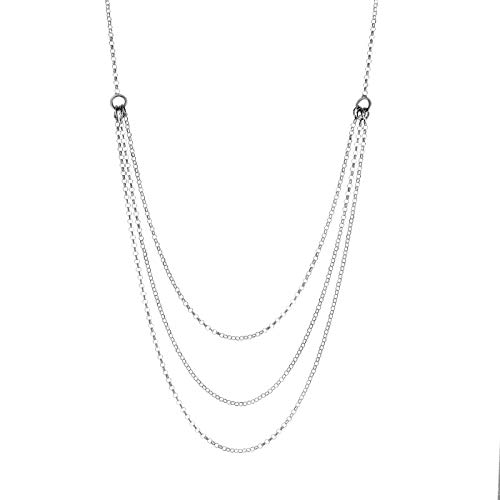 Selected Jewels Jasseron Ketting 1327943