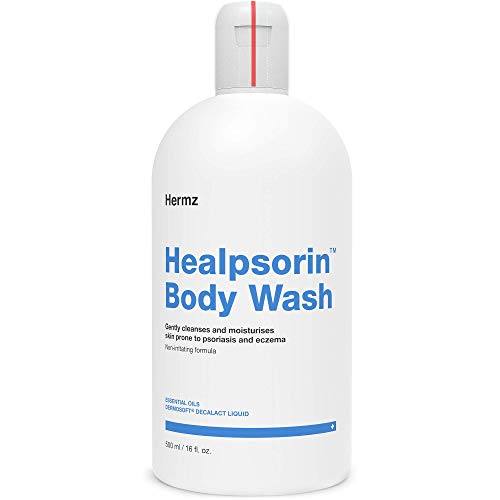 Healpsorin Hydrating Body Wash: Psoriasis and Sensitive Skin Shower Gel -...