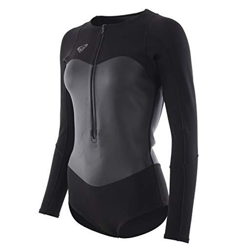 Roxy dames satijn 2mm Fz Ls Gbs wetsuit