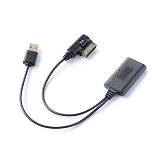 Sidougeri Adaptador de cable receptor USB AMI MMI 2G compatible con interfaz de radio UDI A5 8T A6 4F A8 4E Q7 7L