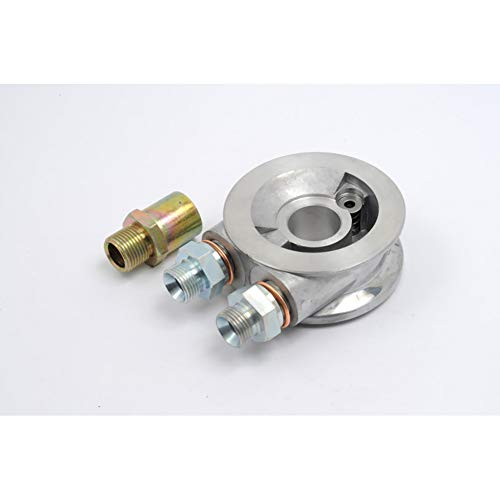Racimex Raid hp D1 Specuvm /Ölfilter Adapter Schraube M20 x1,5 f/ür Sandwichplatte kompatibel mit Mocal