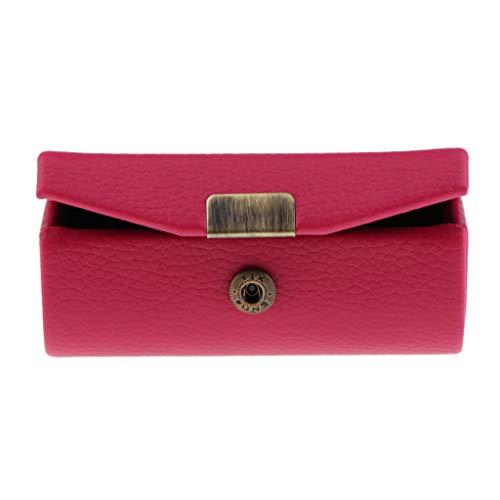 dailymall Perfekter Lippenstift Etui Für Handtasche, Tasche, Handtasche, Clutch - Rose Rot