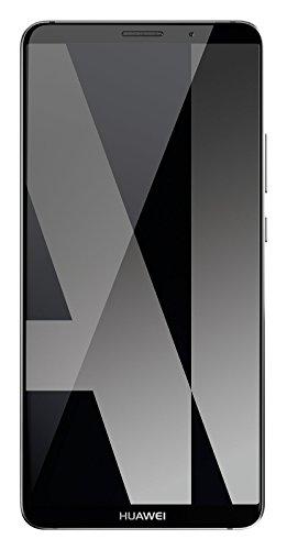 Huawei Mate 10 Pro Smartphone portable débloqué 4G (Ecran 6 pouces - 128 Go - Double Nano-SIM - Android) Gris Titanium