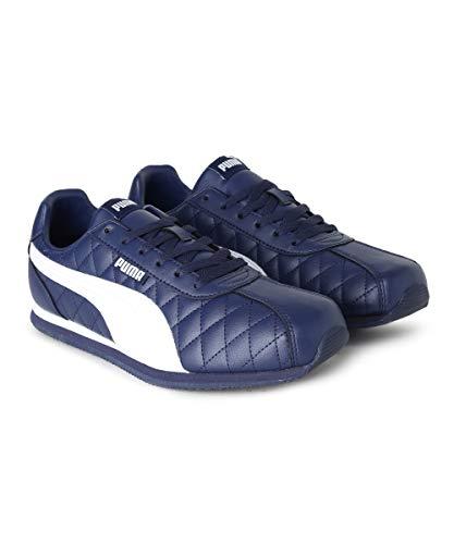 Puma Men's Corona Idp Navy Blue Sneakers-8 UK (42 EU) (9 US)...