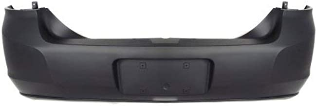 Rear Bumper Cover Compatible with 2008-2011 Ford Focus Primed