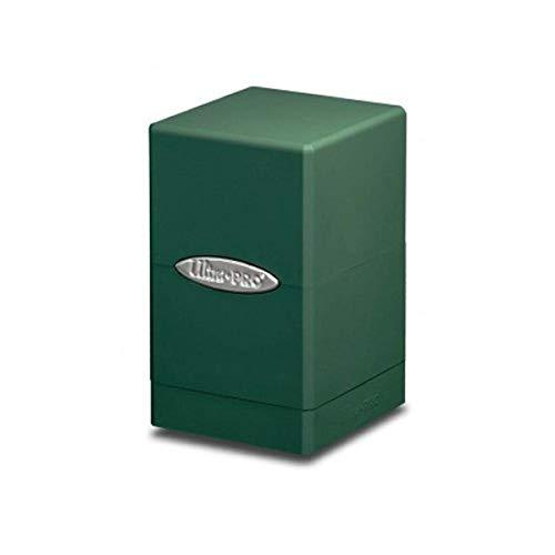 Ultra PRO - Satin Tower Deck Box - Green