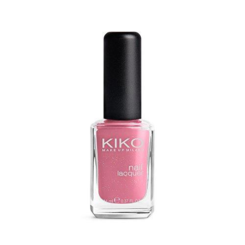Kiko Make Up Milano Nail lacquer Nagellack Nr. 505 Pearly Honeysuckle Pink Inhalt: 11ml Nail Polish Nagellack.