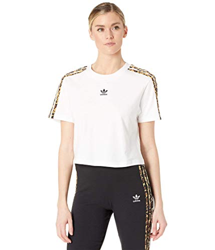 adidas Easter Pack 2.0 Cropped Tee White MD
