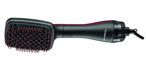 Escova Secadora Magic Air Ion, Mondial, ES-01, Vermelho e preto