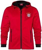 FC Bayern München Herren Softshelljacke rot