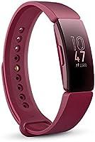 Fitbit Inspire et Inspire HR Bracelets d'activité forme, sport & bien-être : jusqu'à 5 jours d'autonomie, étanche, suivi...