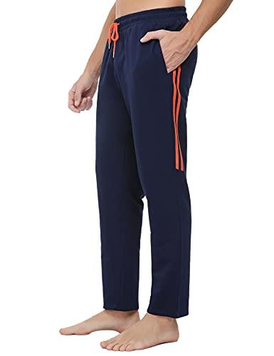 Sykooria Pantalon Deporte Hombre de algodón, Largos Pantalones Slim Fit, Pantalon Hombre Deporte con Bolsillos, Pantalon Chandal Hombre, Pantalones Baqueros de Hombre, Ceñidor Pantalon para Hombre