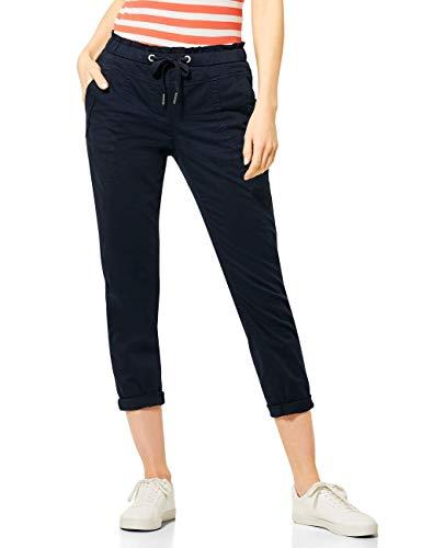 CECIL Damen 372909 Toronto Jeans, Blau(deep blue)W36/L28