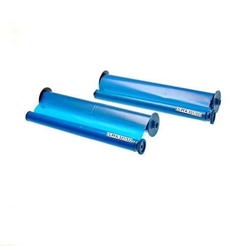 Thermorolle kompatibel zu Philips PFA-321 - Schwarz, kompatibel