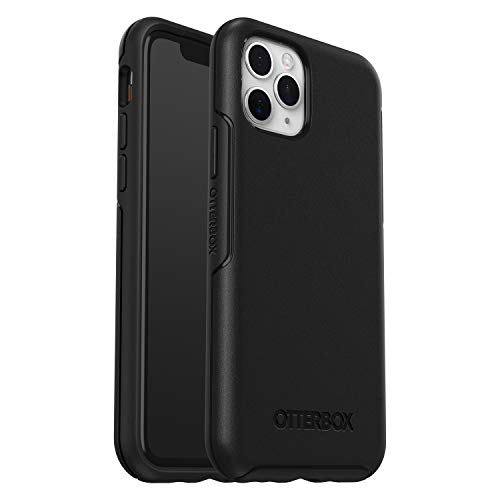 OtterBox Symmetry Series, Sleek Protection for iPhone 11 Pro - Black (77-63008)